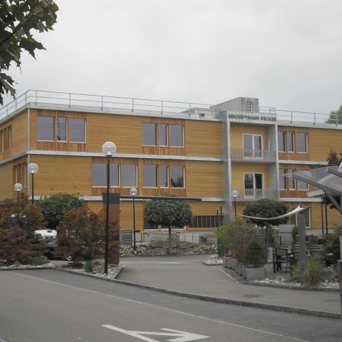 Thumbnail for Dachgarten Geschäftshaus Fecker Arbon TG