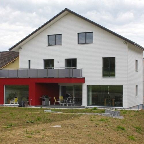 Thumbnail for Neubau EFH Bernhardzell SG