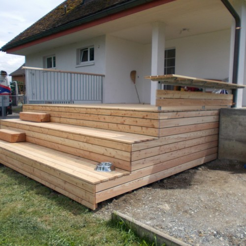 Thumbnail for Terrasse in Neukirch